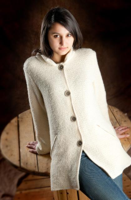 Valdarizes laine des pyr n e tissu des pyr n es robes - Robe de chambre en laine des pyrenees pour homme ...